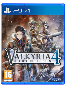 Gra PS4 Valkyria Chronicles 4