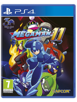 Gra PS4 Mega Man 11