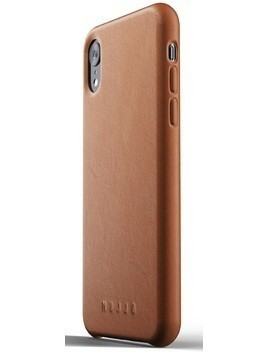 Etui MUJJO Full Leather do iPhone Xr