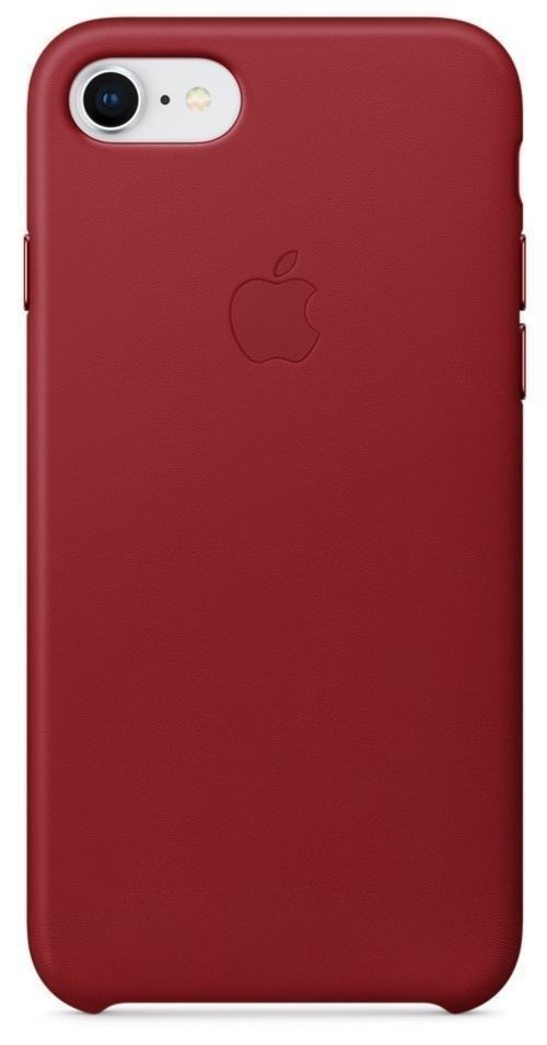Etui APPLE do iPhone 8/7 (MQHA2ZM/A) Czerwony