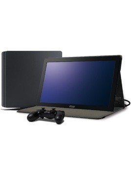 AKCESORIA KONS. PS4 HORI PORTABLE HD GAMING PRZENOŚNY MONITOR