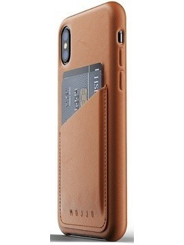 Etui MUJJO Full Leather Wallet do iPhone X/Xs
