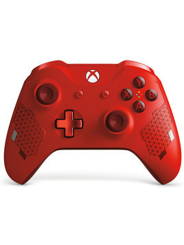 Kontroler MICROSOFT XBOX ONE Sport Red