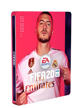 FIFA 20 Steelbook ELECTRONIC ARTS
