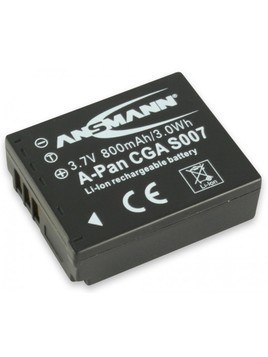 Akumulator ANSMANN do Panasonic A-Pan CGA S007 (800 mAh)
