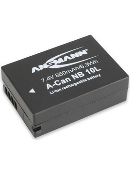 Akumulator ANSMANN do Canon A-Can NB 10L (850 mAh)