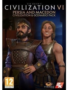 Kod aktywacyjny Gra PC Sid Meier's Civilization VI - Persia and Macedon Civilization & Scenario Pack