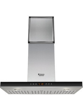 Okap HOTPOINT-ARISTON HLB 9.8 AADC X/HA