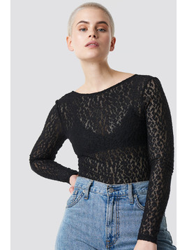 Leo Lace Blouse