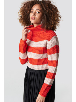 Tina Stripe Knit
