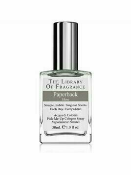 The Library of Fragrance Paperback woda kolońska unisex 30 ml