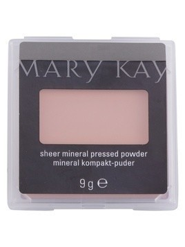 Mary Kay Sheer Mineral puder odcień 1 Beige 9 g