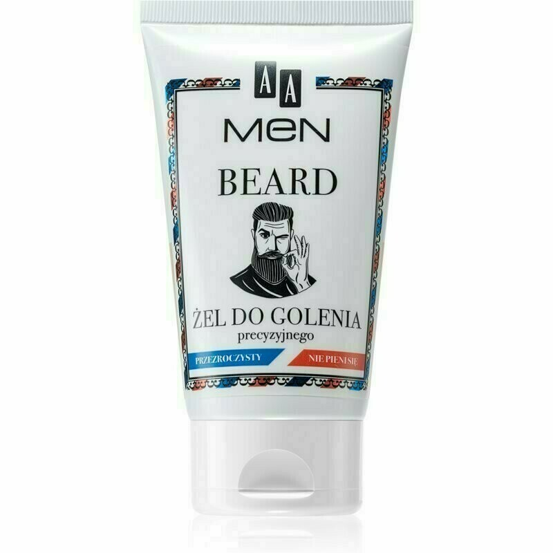 AA Cosmetics Men Beard żel do golenia 100 ml