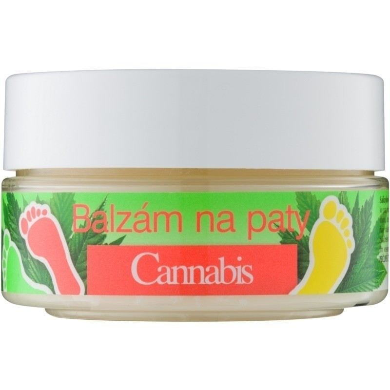 Bione Cosmetics Cannabis balsam do pięt 150 ml