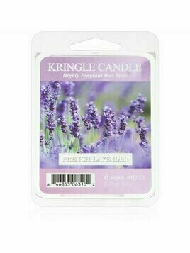 Kringle Candle French Lavender wosk zapachowy 64 g