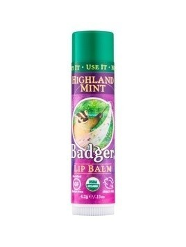Badger Classic Highland Mint balsam do ust 4,2 g