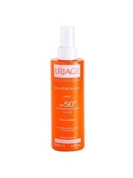 Uriage Bariésun spray ochronny do opalania SPF 50+ 200 ml