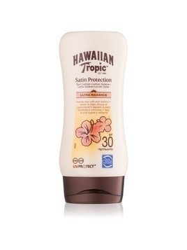 Hawaiian Tropic Satin Protection mleczko do opalania SPF 30 180 ml