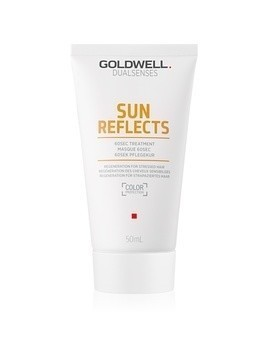 Goldwell Dualsenses Sun Reflects regenerująca maska do włosów 50 ml