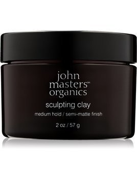 John Masters Organics Sculpting Clay Medium Hold pasta modelująca matujące 57 g