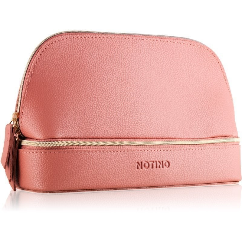 Notino Glamour Collection Double Make-up Bag kosmetyczka z dwiema przegródkami