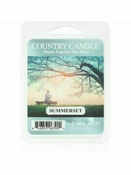 Country Candle Summerset wosk zapachowy 64 g