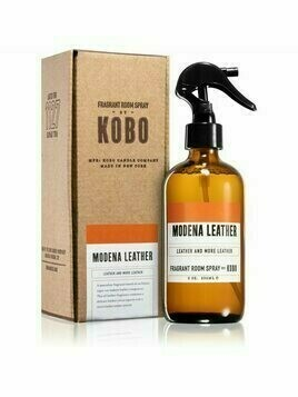 KOBO Woodblock Modena Leather odświeżacz w aerozolu 236 ml