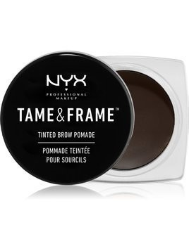 NYX Professional Makeup Tame & Frame Brow pomada do brwi odcień 05 Black 5 g