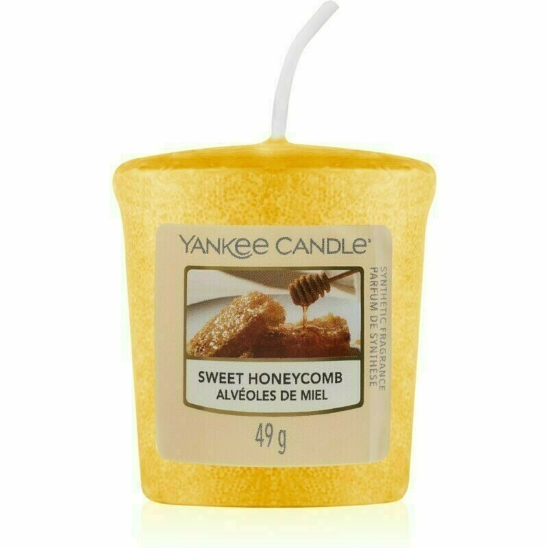 Yankee Candle Sweet Honeycomb sampler 49 g