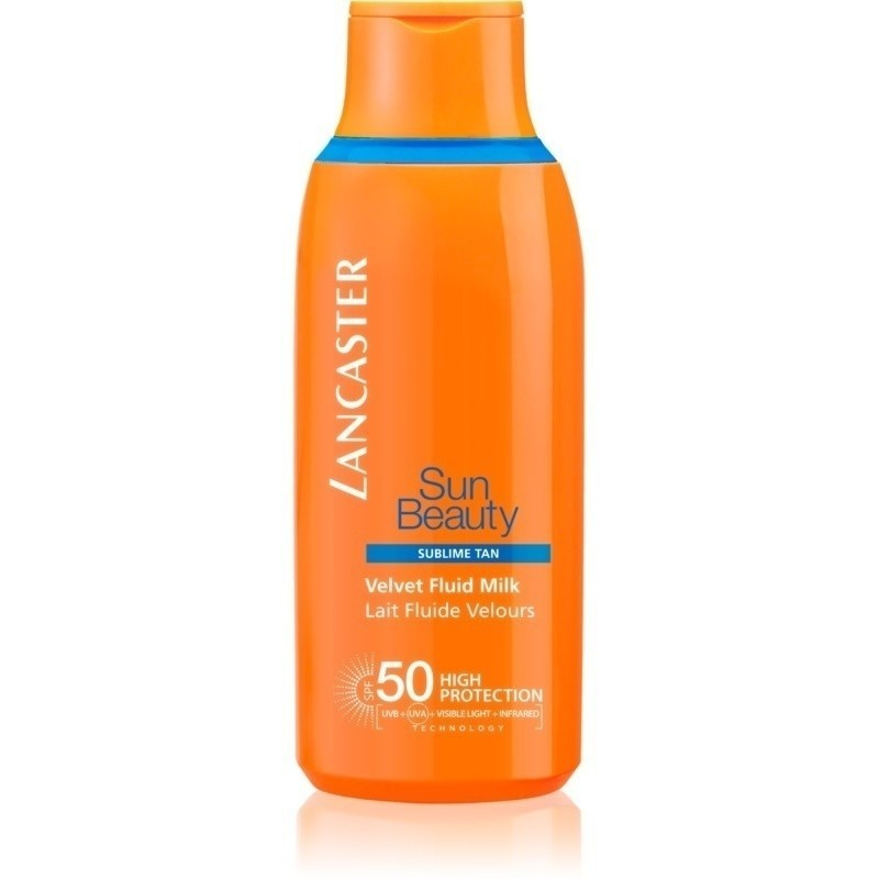 Lancaster Sun Beauty Comfort Milk mleczko do opalania SPF 50 400 ml
