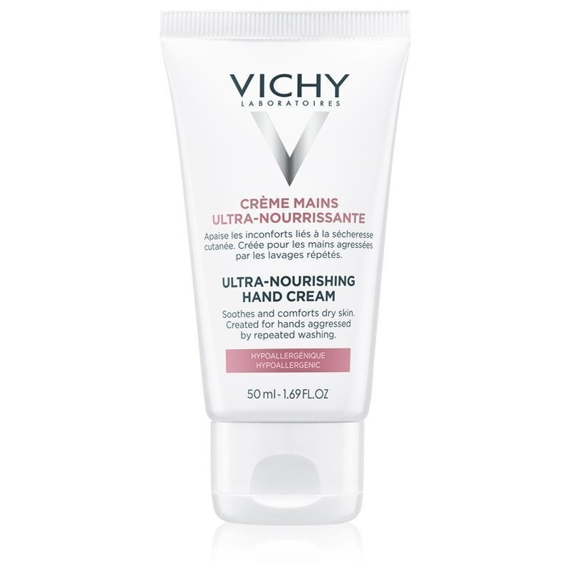 Vichy Ideal Body odżywczy krem do rąk 50 ml