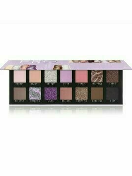 Catrice PRO Lavender Breeze Slim paleta cieni do powiek odcień 010 Sea Of Blossoms 2,4 g