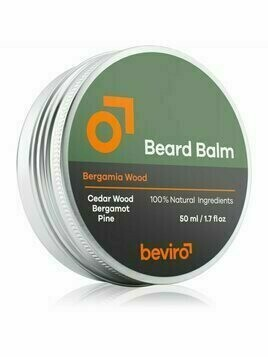 Beviro Bergamia Wood balsam do brody 50 ml