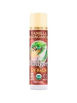 Badger Classic Vanilla Madagascar balsam do ust 4,2 g