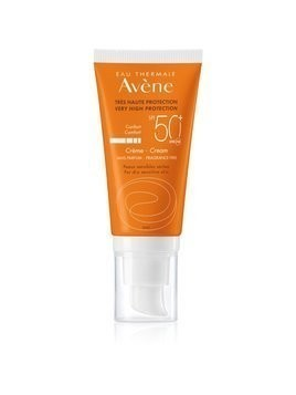 Avène Sun Sensitive krem ochronny SPF 50+ 50 ml