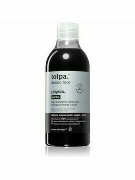 Tołpa Dermo Face Physio Carbo woda micelarna 400 ml