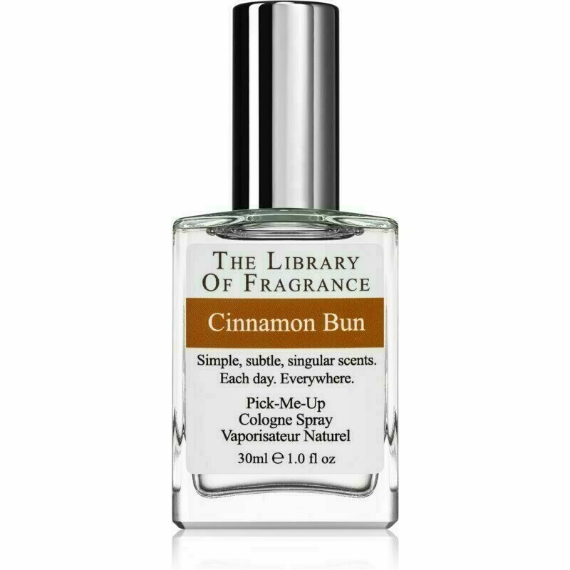 The Library of Fragrance Cinnamon Bun woda kolońska unisex 30 ml