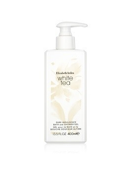 Elizabeth Arden White Tea Pure Indulgence Bath and Shower Gel żel pod prysznic dla kobiet 400 ml