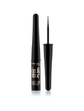 Rimmel Ink Me Eye & Body Liner eyeliner odcień 001 Black 3,5 ml