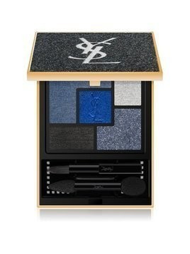 Yves Saint Laurent Couture Palette Black Opium Intense Night Edition paletka cieni do powiek 5 kolorów 3,5 g