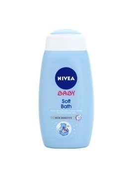 Nivea Baby kremowa piana do kąpieli 500 ml