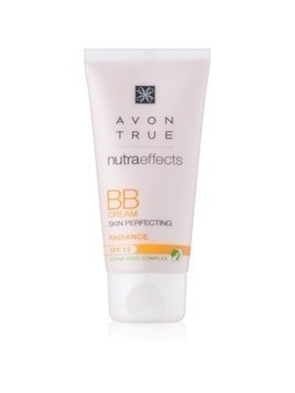Avon True NutraEffects rozjaśniający krem BB SPF 15 odcień Medium 30 ml