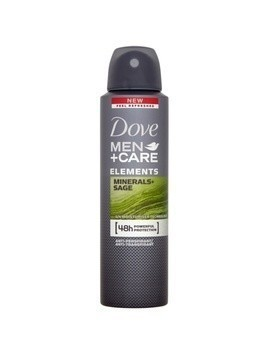 Dove Men+Care Elements dezodorant - antyperspirant w aerozolu 48 godz. Minerals + Sage 150 ml