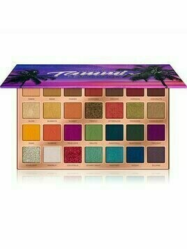 Makeup Revolution X Tammi paleta cieni do powiek odcień Tropical Twilight 133 g