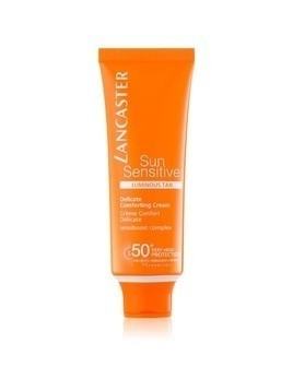 Lancaster Sun Sensitive Comforting Cream krem do opalania do twarzy SPF 50+ 50 ml