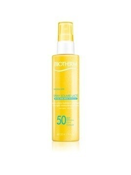 Biotherm Spray Solaire Lacté spray nawilżający do opalania SPF 50 200 ml