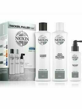 Nioxin System 1 Natural Hair Light Thinning zestaw upominkowy