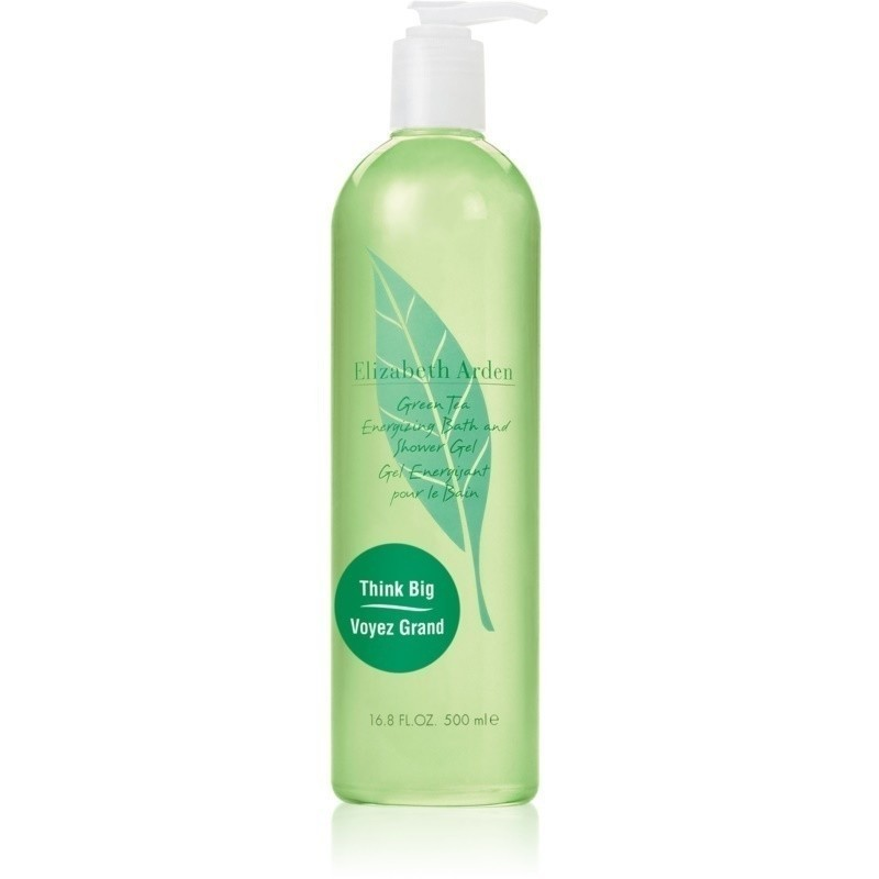 Elizabeth Arden Green Tea Energizing Bath and Shower Gel żel pod prysznic dla kobiet 500 ml