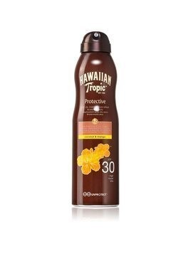 Hawaiian Tropic Protective suchy olejek do opalania w sprayu SPF 30 180 ml