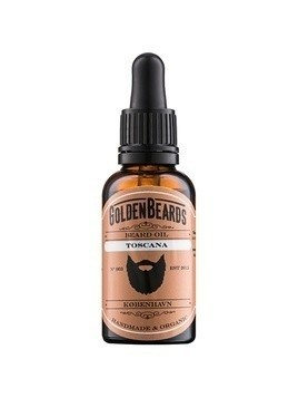 Golden Beards Toscana olejek do brody 30 ml